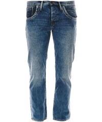 Pepe Jeans London Tooting - Jeans mit geradem Schnitt - jeansblau