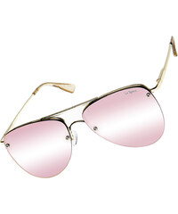 Le Specs The Prince lunettes de soleil gold/peach