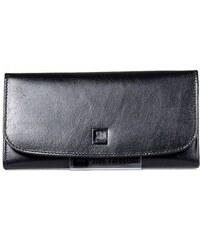 Kabelkový Slon Dámská velká luxusní kožená peněženka