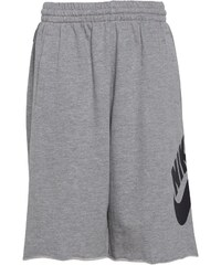 Nike SB Jungen Terry Logo Shorts Dark Grey Heather