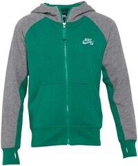 Nike SB Jungen Everette Graphic Full Lucid Kapuzentop Lucid Green