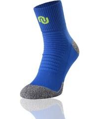 Nessi Termoaktivní ponožky ultrarun pro SU6 - Modro-šedá Barva: zelená+šedá, Velikost: 45-47