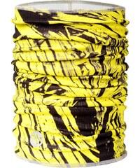 Nessi Sportovní nákrčnik AB2-32 - Graphics yellow crystals pro Velikost: Univerzální