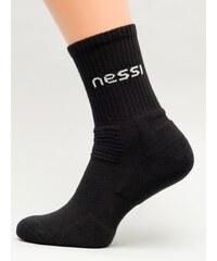 Nessi Ponožky Multisport - Černá Ponožky: 45-47