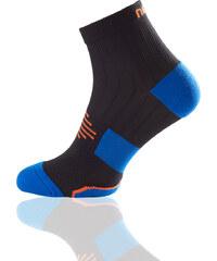Nessi Bežecké Ponožky Maraton RMN-9 - Černá Barva: Černá, Velikost: 38-41
