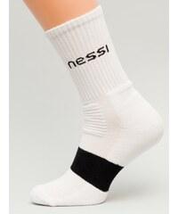 Nessi Ponožky Multisport - Bílá Ponožky: 45-47
