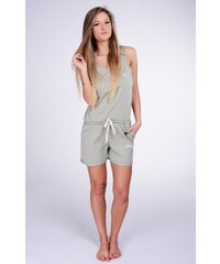 Lazzzy ® SUMMY SHORT army green / white XS