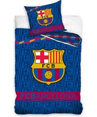 Povlečení FC Barcelona Letters