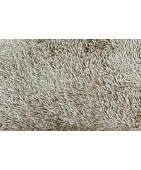 Koupelnová předložka SHAGGY, béžová, 50x70 cm, Mybesthome