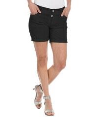 Damen Hosen kurz AlexaTZ 5-pocket shorts Timezone schwarz 24,25,26,27,28,29,30,31