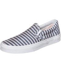 Classic Slip-On Stripes Sneaker Damen VANS blau 4.5 US - 36.0 EU,5.0 US - 36.5 EU,5.5 US - 37.0 EU,6.0 US - 38.0 EU,6.5 US - 38.5 EU,7.5 US - 40.0 EU,8.0 US - 40.5 EU,9.0 US - 42.0 EU