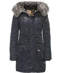 Khujo kabát Claire Navy