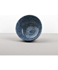 MIJ Miska na nudle Blue Scroll 16 x 8,5 cm