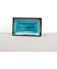 MIJ Talíř na sushi Sky Blue 21 x 13 cm