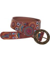 Desigual pásek Floral Embroidery