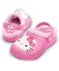 Crocs Hello Kitty Lined Custom Clog