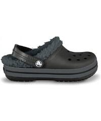 Crocs Crosc Crocband Mammonth dětské barva black/graphite