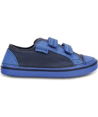 Crocs Hover Easy-On Canvas Sneaker Kids