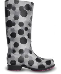 Crocs Wellie Polka Dot