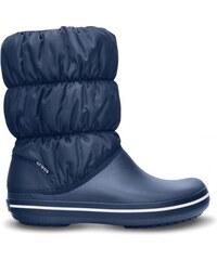Crocs Winter Puff Boot Women 37-38 (W7)   Navy Navy ccac0606c9