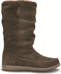 Crocs Adela Suede Boot