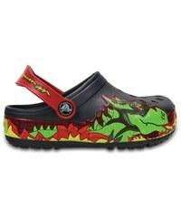 CrocsLights Fire Dragon Clog