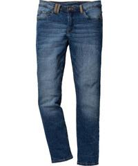 John Baner JEANSWEAR Jean extensible Regular Fit Bootcut, N. bleu homme - bonprix