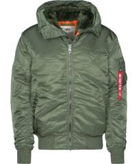 Alpha Industries Ma-1 w.o. fur veste sage green