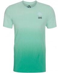 Tantum O.N. Herren T-Shirt figurnah grün aus Baumwolle