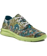 Sneakersy VANS - Iso 2+ VN0004O1IG2 BlBrd/Gn (Leopard/Paisley)