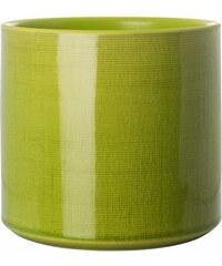 GREENERY Květináč 18cm - sv. zelená