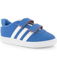 Adidas dětské tenisky Court modré