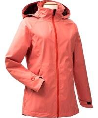 Mamalila letní těhotenská a nosící bunda do každého počasí oranžová