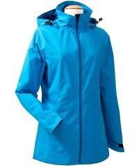 Mamalila letní těhotenská a nosící bunda do každého počasí modrá