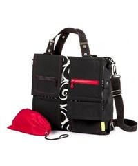 Liliputi přebalovací taška Elegance černá