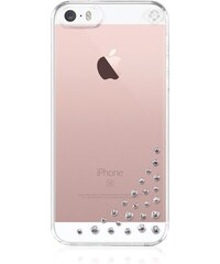 Pouzdro / kryt pro Apple iPhone 5 / 5S / SE - Bling My thing, Diffusion Crystal - MADE WITH SWAROVSKI®