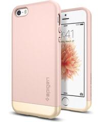 Pouzdro / kryt pro Apple iPhone 5 / 5S / SE - Spigen, Style Armor Rose Gold