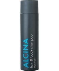 Alcina For Men Hair & Body Shampoo 250ml