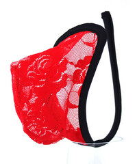 Červená pánská Cstring tanga PM9