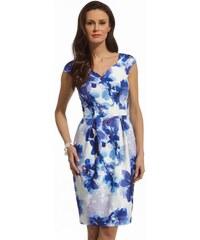 Dámské značkové šaty Enny 210027 modrobílá 36
