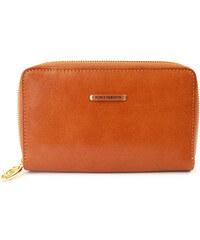 Kožená dámská peněženka Tony Perotti 3441 - světle hnědá