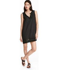 H&M Bavlněné šaty