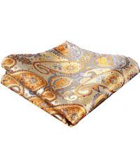 Fišer Hedvábný kapesníček - letní světlá barva