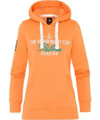 Gaastra Hoodie SYC Femmes Sweats orange