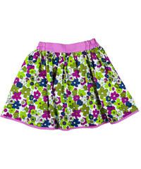MMDadak Dívčí květovaná sukně Rita - barevná