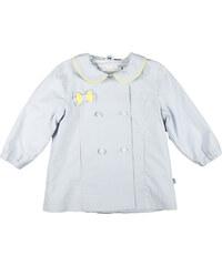 MMDadak Dívčí kabát Heart - šedý