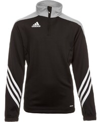 adidas Performance SERENO 14 Sweatshirt black/silver/white