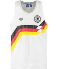 adidas Originals GERMANY Top weiß/schwarz