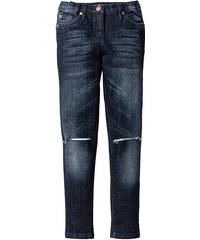 John Baner JEANSWEAR Super skinny džíny s obnošenými efekty bonprix