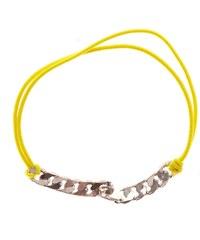 Benetton Armband Elastisch - gelb